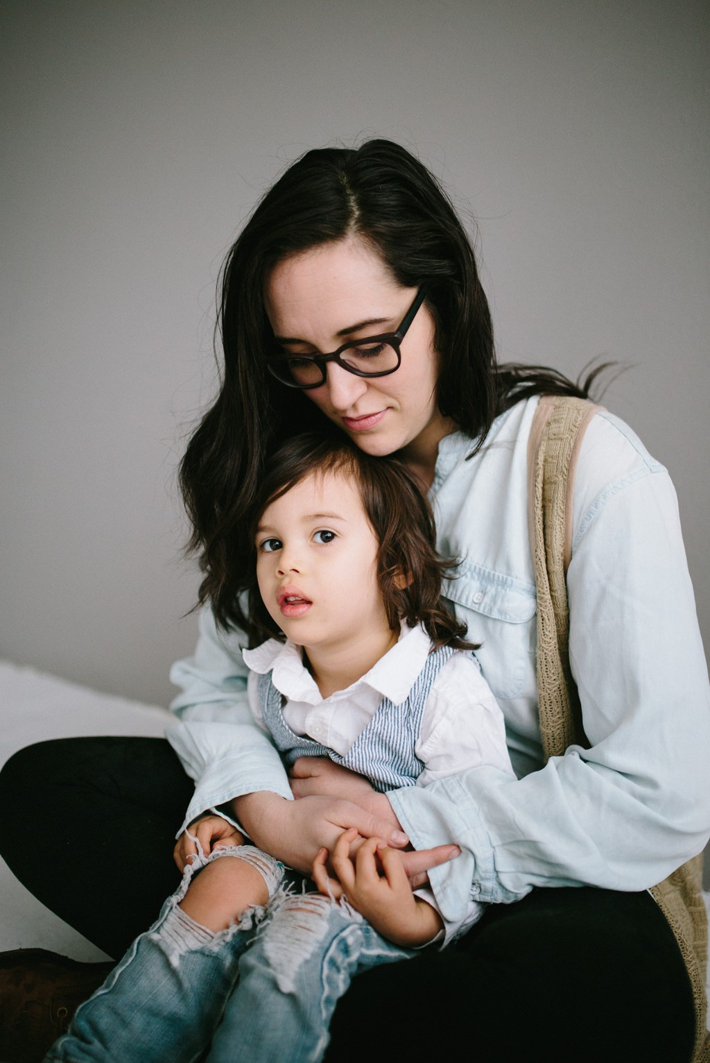 julia kinnunen photography, seattle, girl boss, lady boss, generations, studio sessions,  family portraits, kids, family photos, mama and baby